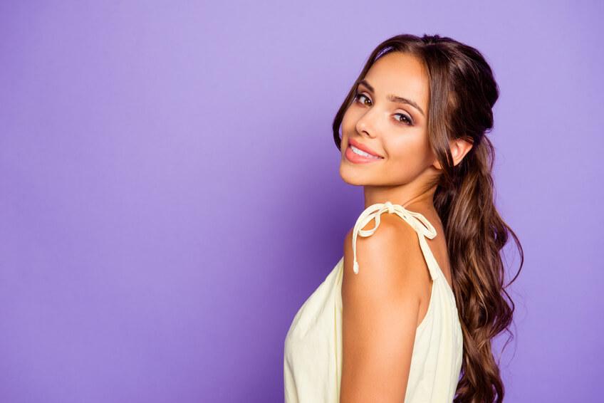 Schöne Lateinamerikanerin traf sich auf einer Dating-Site