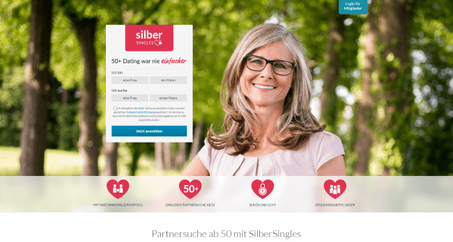 Bester online-dating-service für menschen über 50