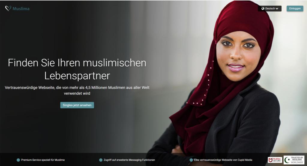 muslima anmeldeseite