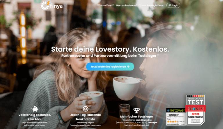 Dating plattform finya
